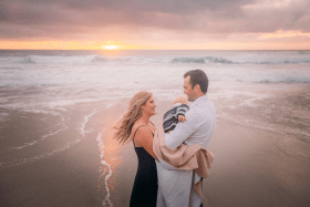 La Jolla Beach family photographer