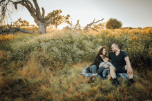 Family photography session in San Diego