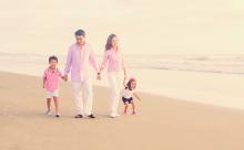 Семейная фотосессия в Сан-Диего